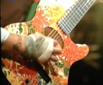 乱菊ギター