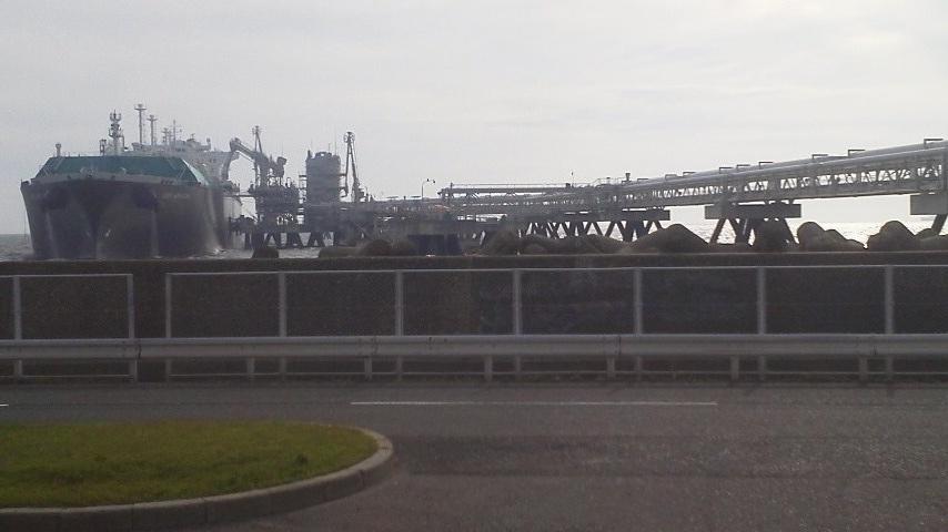 LNG輸送船