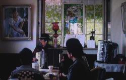 Caféでライブ20150425-3