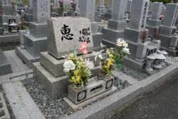 墓参り20150428-3