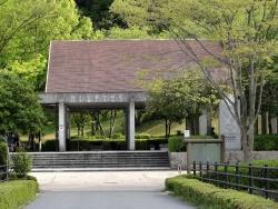 鏡山公園でアコーディオン20150429-1