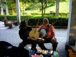 鏡山公園で20150525-2