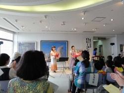 川尻公民館オカリナコンサート20150530-9