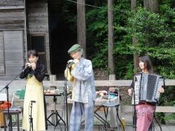 鳴滝露天温泉オカリナコンサート20150523-3
