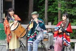 鳴滝露天温泉オカリナコンサート20150523-5