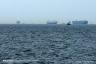 東京湾を行くCOSTA VICTORIA1