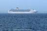 東京湾を行くCOSTA VICTORIA7