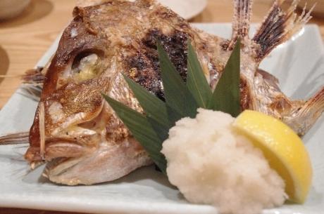 塩焼き 桜鯛