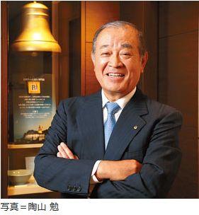 リンガーハット会長兼CEO(最高経営責任者) 米濱 和英 氏