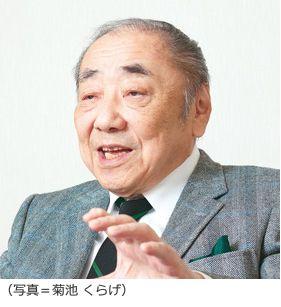 初代内閣安全保障室長 佐々 淳行 氏