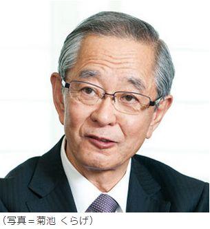 ニコン代表取締役会長 木村 眞琴 氏
