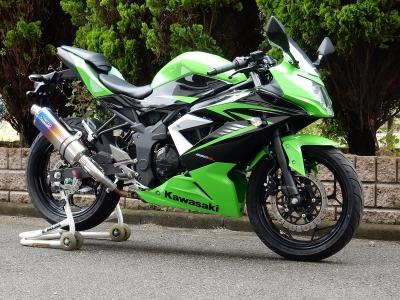 Ninja250SL スリップオン ( (2)