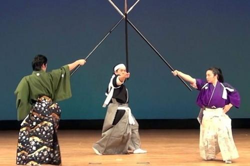 8位 サムライ剣舞シアター