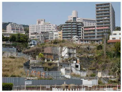 新潟湯沢ゴーストタウン