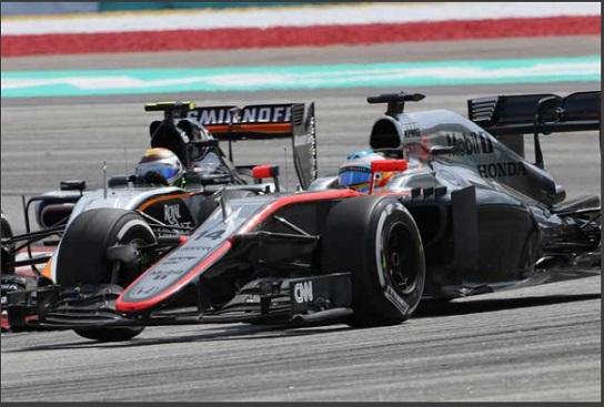 F1マレーシア