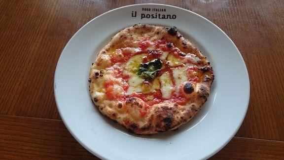イル・ポジターノ ミニピザ