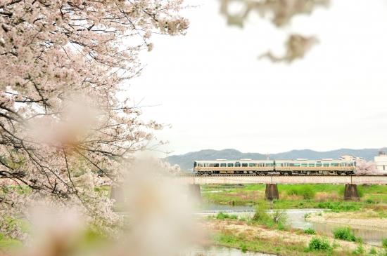 夢前川、三日月 036
