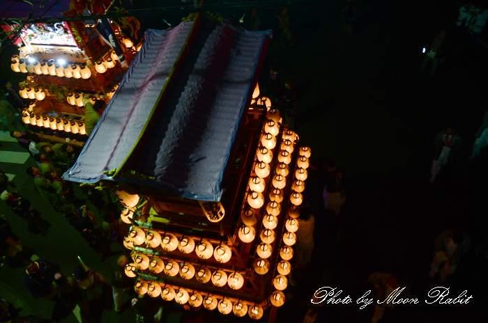 だんじり天幕 栄町中組屋台(榮町中組だんじり) 西条祭り