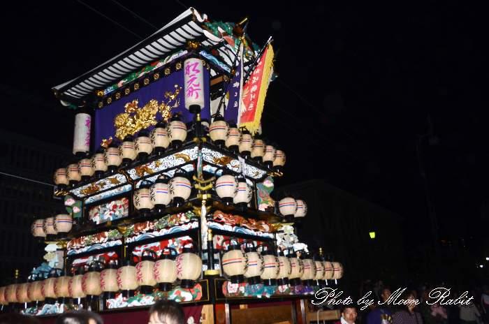 下前後夜祭 船元町だんじり(船元町屋台)
