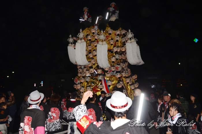 下前後夜祭 喜多濱御輿(北浜みこし)