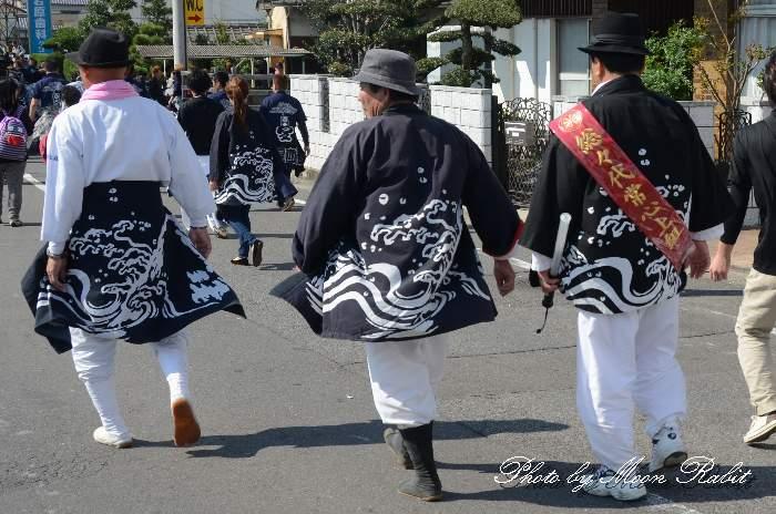 法被 大南だんじり(常心上組屋台) 祭り装束 西条祭り