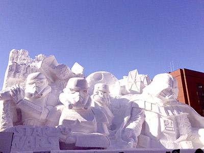 雪像150205