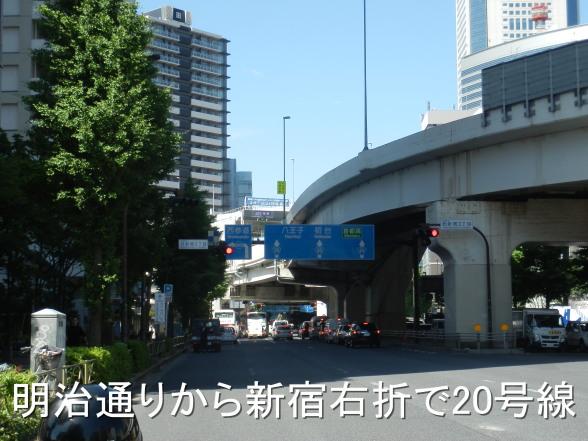 20150530 尾根幹線へ