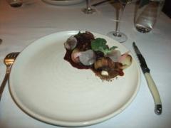 ホテル夕食 2s