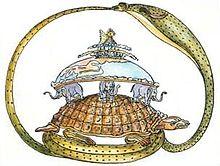 ヒンドゥー教のウロボロス