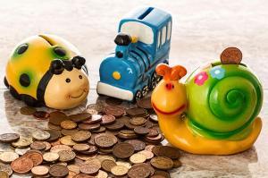 投資 お金 貯金 小銭 投資信託