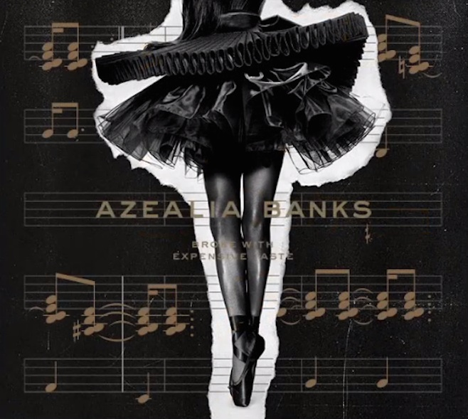 Azealia Banks Broke with Expensive Taste