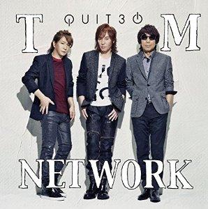 TM NETWORK QUIT 30