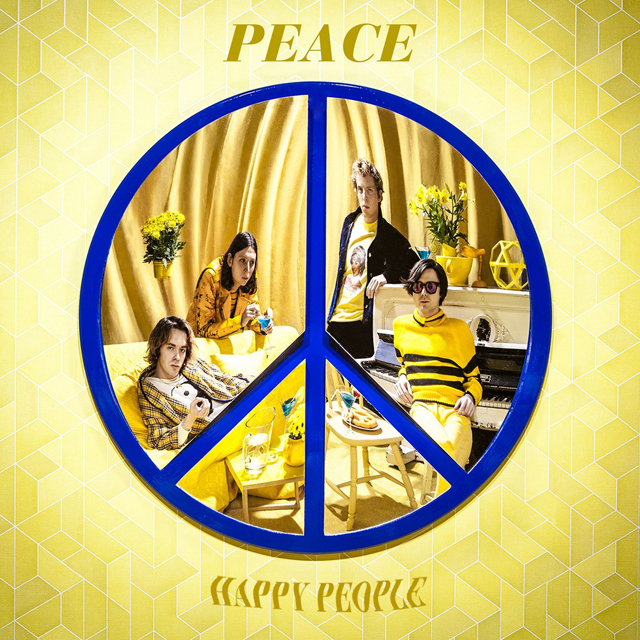 Peace - Happy People