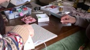 裁縫カフェ
