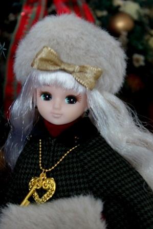 リカ クリスマスドレスセット (3)