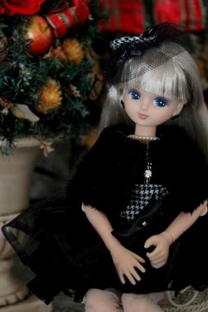 リカ クリスマスドレスセット (5)