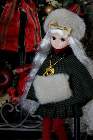 リカ クリスマスドレスセット