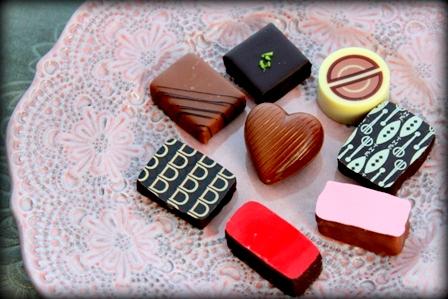 ドゥバイヨルのチョコ など (3)