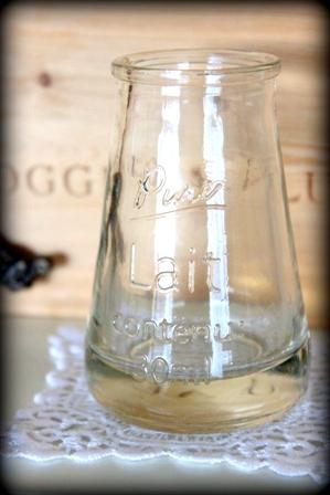 セリア ソーダガラスの小瓶 (2)