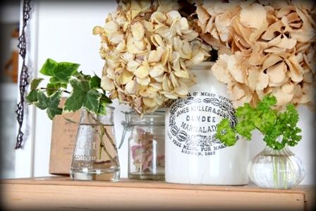 セリア ソーダガラスの小瓶 (5)
