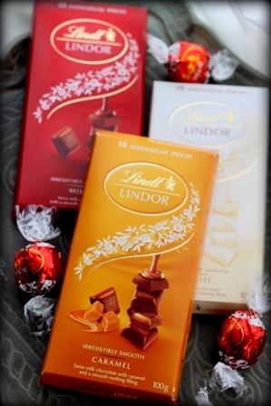リンツ ブルボン チョコレート