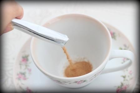 ぽかぽか生姜紅茶 (2)