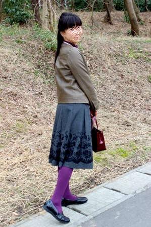 akaishi フラット モカ (9)