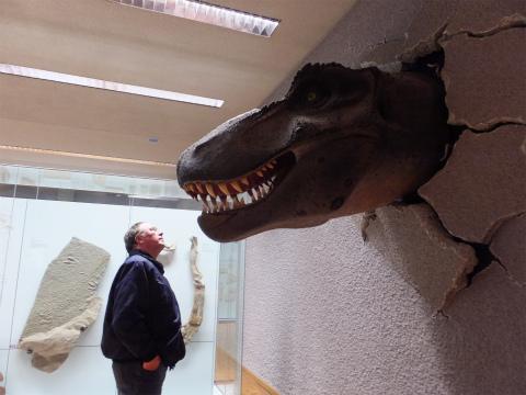 ペタさんと恐竜