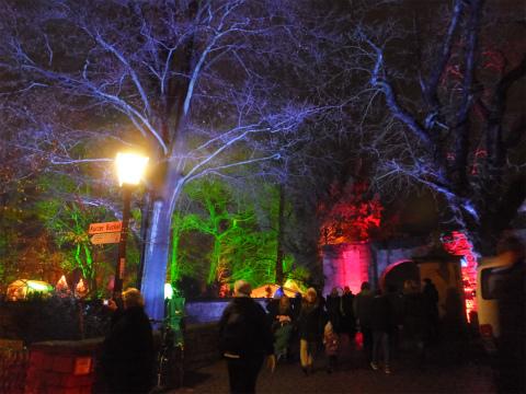 ハイデルベルク城のクリマ1