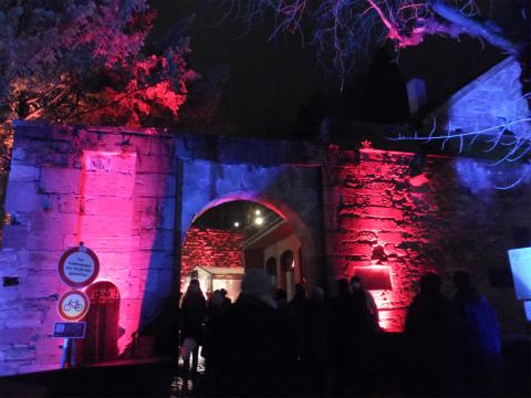 ハイデルベルク城のクリマ2