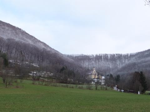 初雪のアヴェへ2