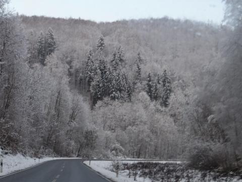 雪のドライブ3