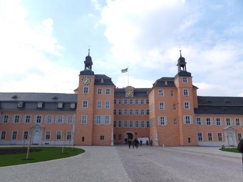 シュヴェツィンゲン城