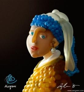 フェルメール 真珠の